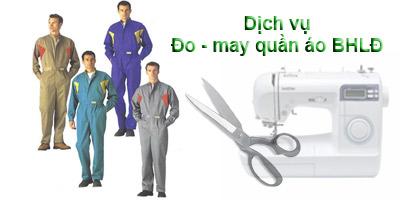 Dịch vụ may quần áo BHLĐ