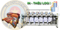 Dịch vụ in - thêu lên sản phẩm BHLĐ