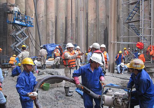 Bảo hộ lao động trong lĩnh vực xây dựng - còn nhiều bất cập