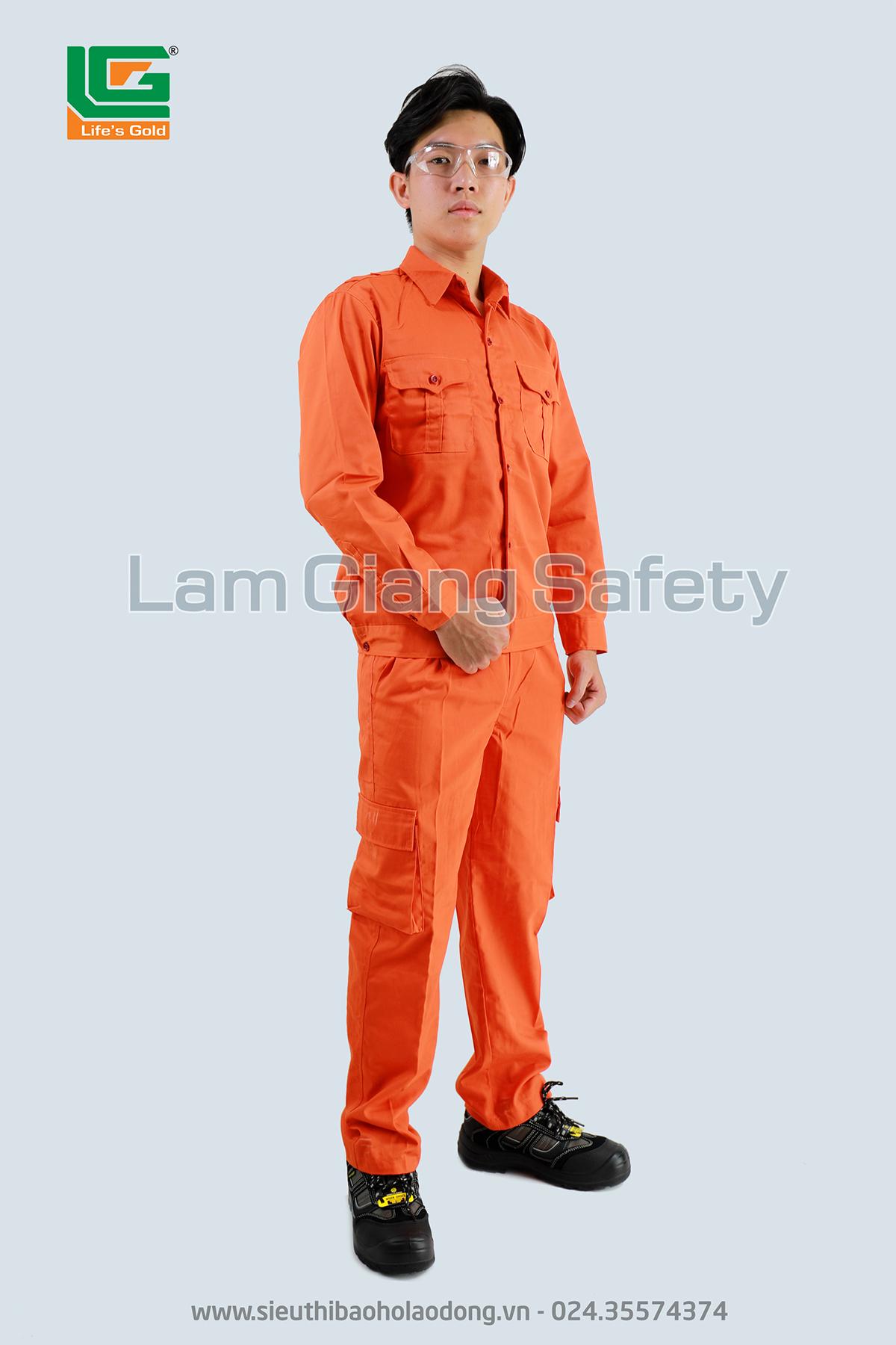 Quần áo vải Cotton Điện Lực