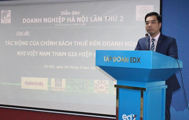 Hanoisme hỗ trợ tư vấn chính sách thuế cho doanh nghiệp