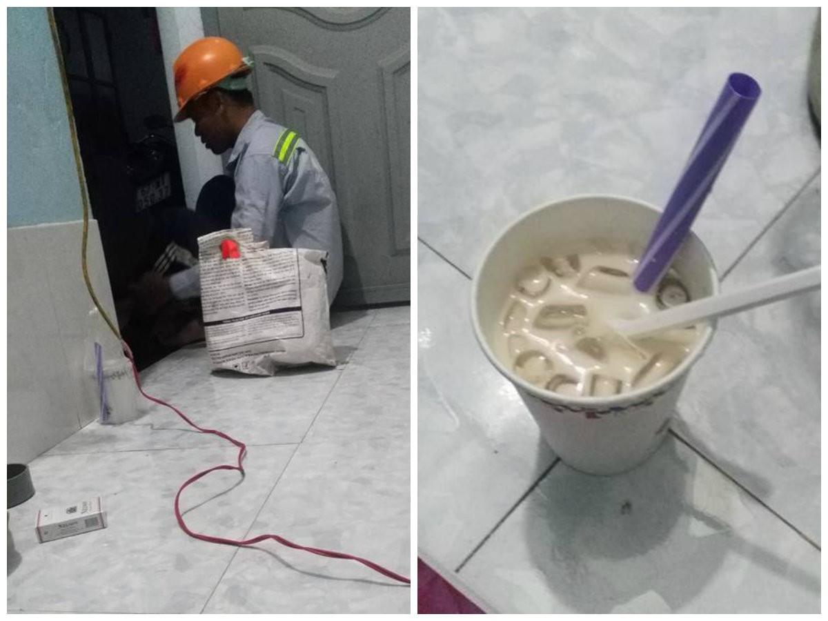 Câu chuyện hot nhất: Chồng đi làm công nhân vất vả vẫn mua trà sữa cho vợ mỗi ngày