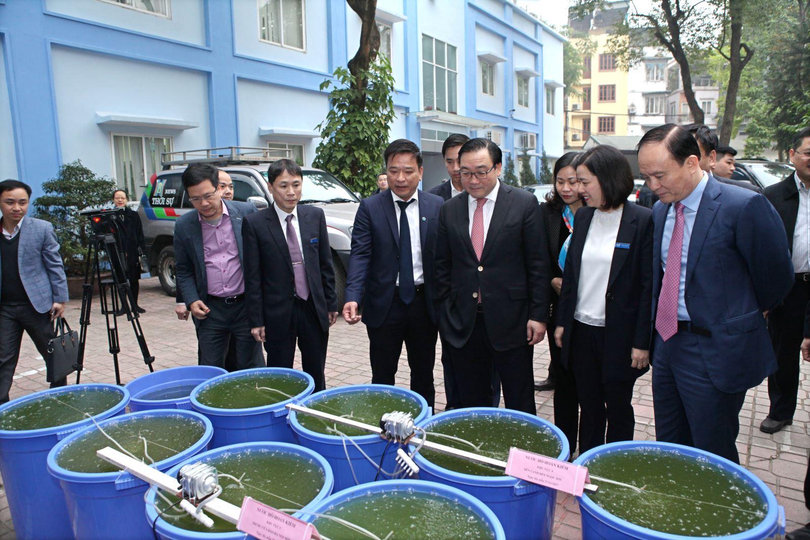 Thoát nước Hà Nội: 45 năm với sứ mệnh khơi thông dòng chảy của Thủ đô