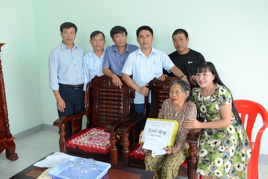 LĐLĐ huyện Ea Súp (Đắk Lắk): Chăm lo đời sống đoàn viên, người lao động