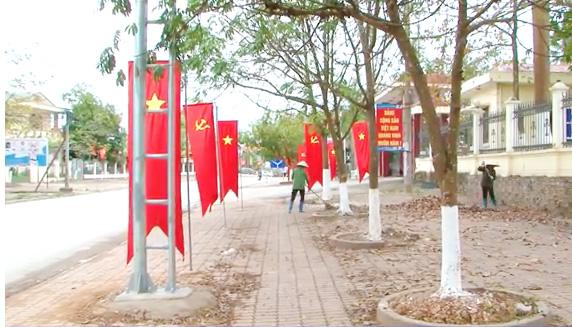 Bắc Giang: HTX vệ sinh môi trường thị trấn An Châu đảm bảo môi trường xanh – sạch – đẹp sau dịp tết Nguyên đán