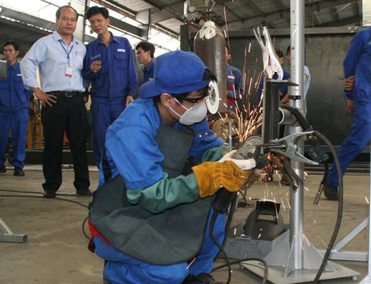 Tập huấn về bảo hộ lao động